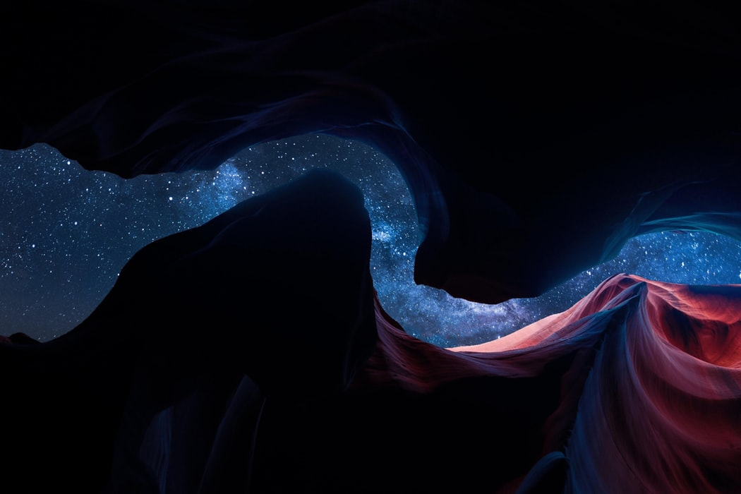 Antelope Canyon At Night - Arizona Inpatient Treatment - Inpatient Rehab - Addiction Rehabilitation - Addiction Center